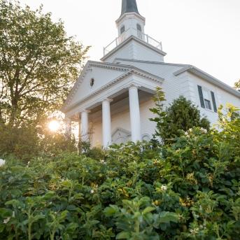 Church in Bar Harbor