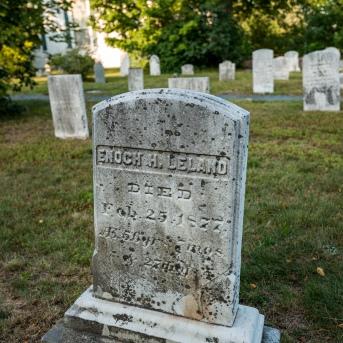 Bar Harbor Cemetery